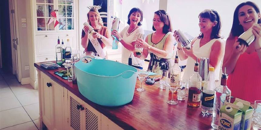 Picture of Hen Party Classes